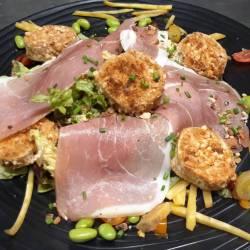 salade repas biquette